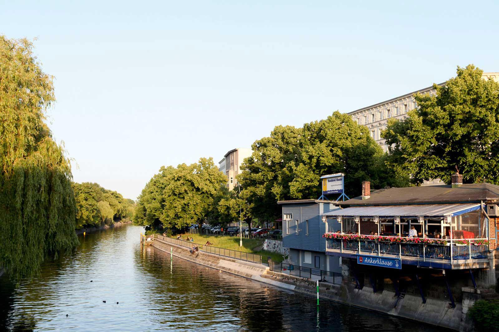 Bouchegaerten-Impression-Kanal